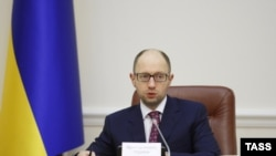 Kryeministri i Ukrainës, Arseniy Yatsenyouk