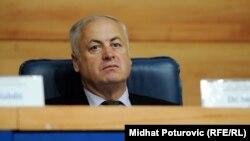 Suad Arnautović, član Centralne izborne komisije Bosne i Hercegovine