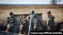 Aplicații militare ale armatei transnistrene în plină epidemie de coronavirus, la sfârșitul lunii martie