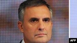 Бугарскиот министер за надворешни работи, Ивајло Калфин.