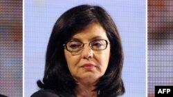 Zëvendëskryeministrja bullgare, Meglena Kuneva