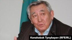 Диссидент Каришал Асанов. Алматы, 28 декабря 2010 года.