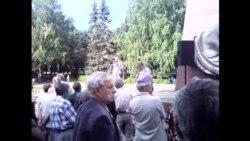 Чебоксары. Митинг за восстановление выборов глав регионов