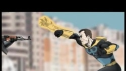 «Супергерой Астаны»