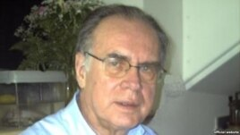 Italian Journalist and RFE/RL Russian Service contributor Giovani Bensi.