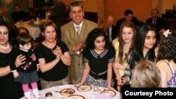 جانب من إحتفال الجالية العراقية في ميشيغان بذكرى تأسيس رابطة المرأة