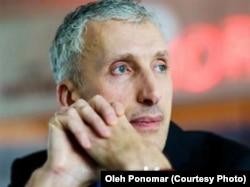 Олег Пономарь, политолог