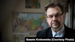 Polish historian Henryk Glebocki