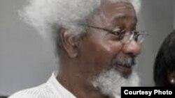 Nobel mükafatçısı Akinwande Oluwole