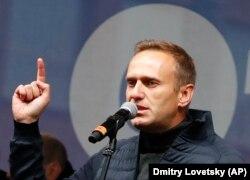 Олексій Навальний вважається провідним критиком російського президента Володимира Путіна