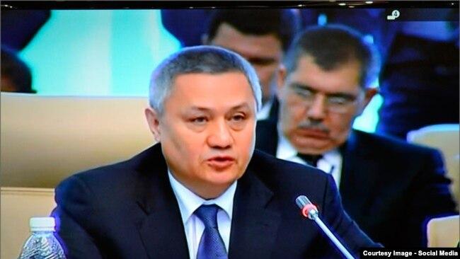 Рустам Азимов, заместитель премьер-министра Узбекистана, которого на Западе считали знаменосцем реформ.