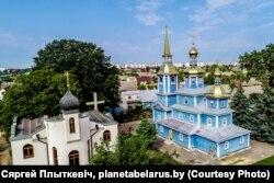 Міхайлаўская царква ў Слуцку