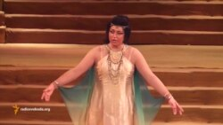 Оперна співачка Наталія Нарожна продовжує працювати в Донецьку