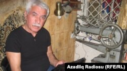 Çəkməçi Arif Abutalıbov