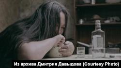 """На съемках фильма """"Пугало"""""""