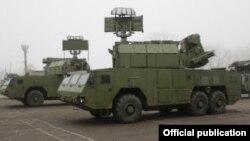 Зэнітны ракетны комплекс «Тор-М2»