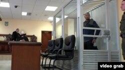 Акбаралі Абдуллаєв у суді в Києві (архівне фото)