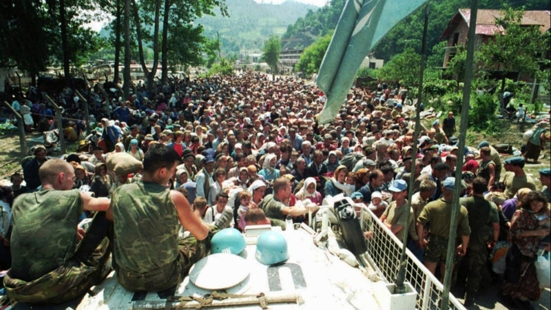 Dutch Supreme Court Upholds Ruling That Netherlands Was Partly Liable For Srebrenica Deaths