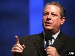 Колишній віцепрезидент США Ал Ґор