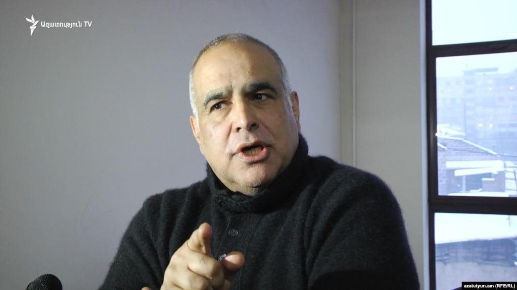 Раффи Ованнисян: Не исключено, что Карен Карапетян когда-нибудь перейдет Рубикон