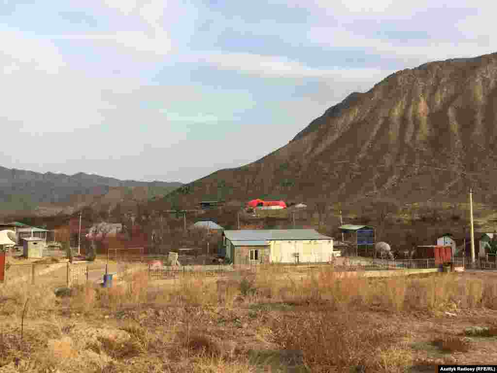 Дальнее село, Туркменистан