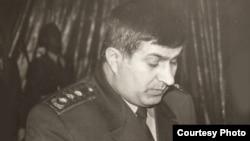 Mehman Səlimov.