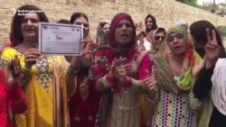 Pakistani Transgender Activists Protest Dance Ban