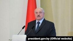 Беларус президенти Александр Лукашенко. Витебск. 15-июль, 2020-жыл.