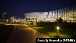 Новый терминал аэропорта «Симферополь»
