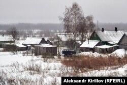 Деревня Поречье Великолукского района