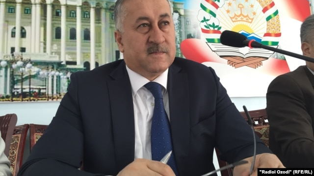 Tajik Health Minister Nusratullo Salimzoda says the legislation banning marriage between first cousins would also require couples to undergo medical tests before registering a marriage.