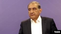 Қадри Жамиль, Сирия вице-премьері. Мәскеу, 17 қазан 2013 жыл.