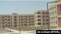 احد مشاريع الاسكان في الناصرية (من الارشيف)