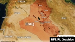 """""""Ирак және Левант ислам мемлекеті"""" тобы маусымның басынан бері бірнеше қаланы басып алды."""
