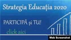 Moldova - generic, Education Strategy 2020, Education Code.