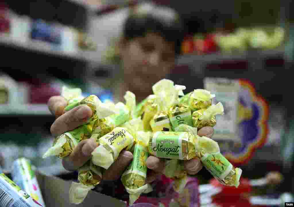 Росспоживнагляд заборонив постачання до Росії продукції української компанії Roshen, 29 липня
