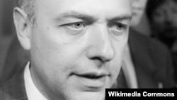 Андрей Козырев, первый глава МИД постсоветской России (архивное фото)