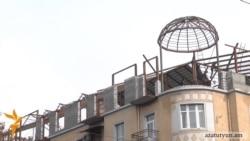 5 մետրանոց գմբեթով բնակարան՝ Երեւանի սրտում