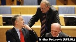 Sa jednog od sastanaka o provedbi presude Sejdić-Finci