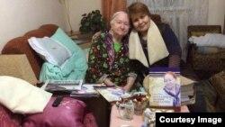 Шефика Консул и Эдие Муслимова