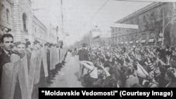 Протесты и политический кризис 2000 года