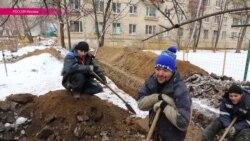 """""""Сложно стало жить, но меня и это устраивает"""", - мигранты из Центральной Азии о жизни в РФ"""