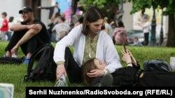 День вишиванки в Києві – фото