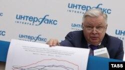 Глава Федеральной миграционной службы России Константин Ромодановский