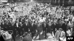 Вашингтон, 28 августа 1963 года.
