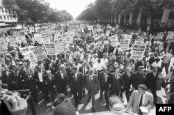 Washington-dakı yürüş 28 avqust 1963