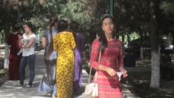 """ABŞ-daky türkmen studenti: """"Türkmenistanda syýasat totalitar"""""""