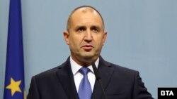 Румен Радев обявява решението си да не подпише указа за назначаване ан Иван Гешев за главен прокурор