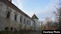 Поморянський замок, Львівська область