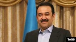 Карим Масимов в бытность премьер-министром. 28 мая 2015 года.